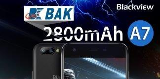 banner blackview a7