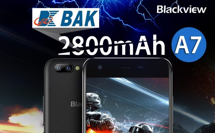 blackview a7 banner