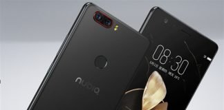 nubia Z17 Young
