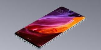 Xiaomi mi Mix 2 rendern neu