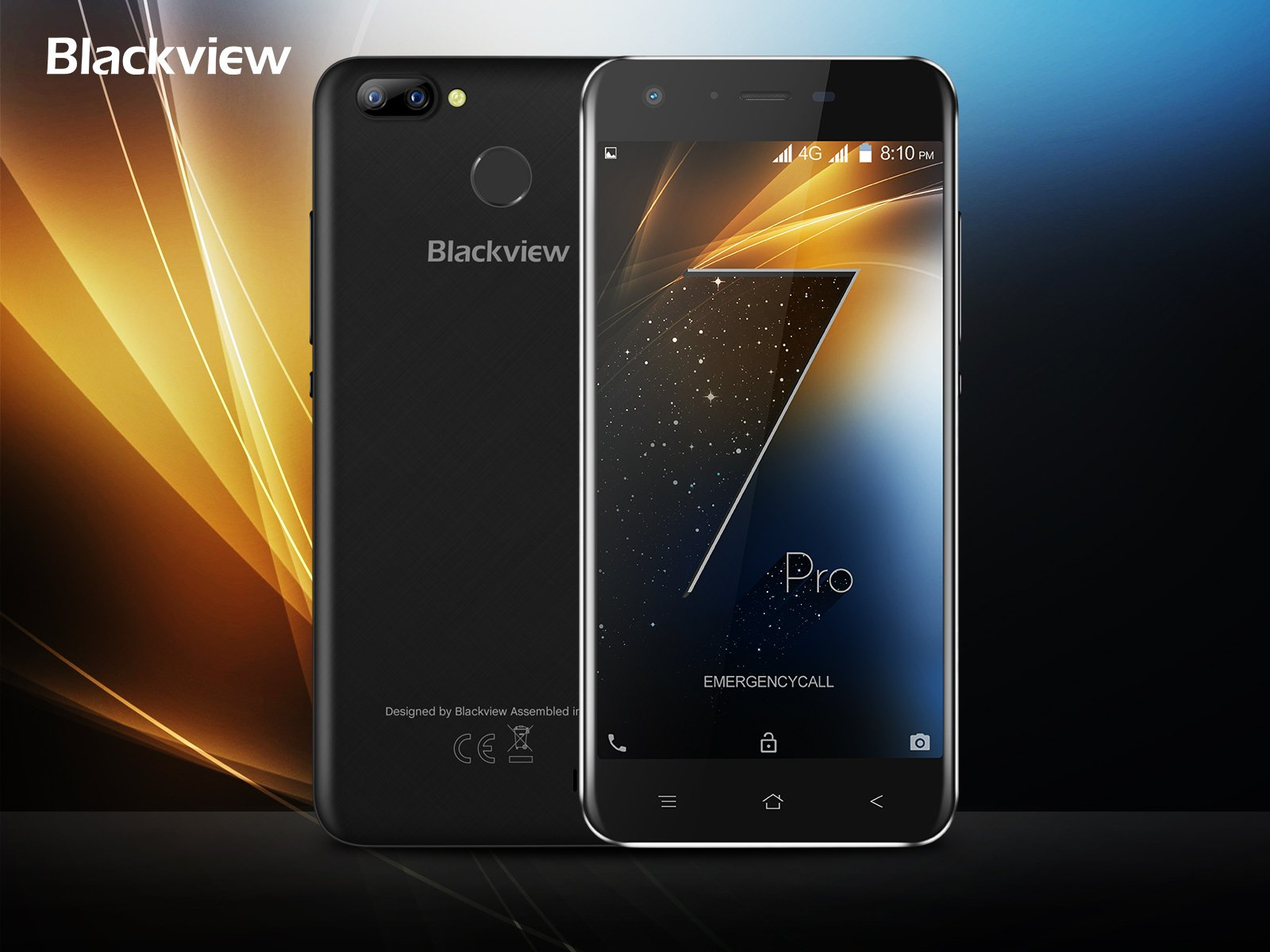 Blackview-A7-Pro-lançamento
