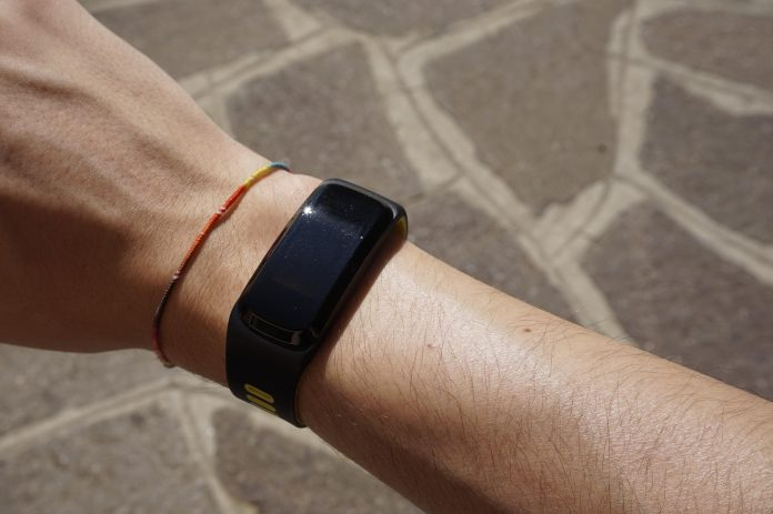 DTNo.1 F4 Smart band