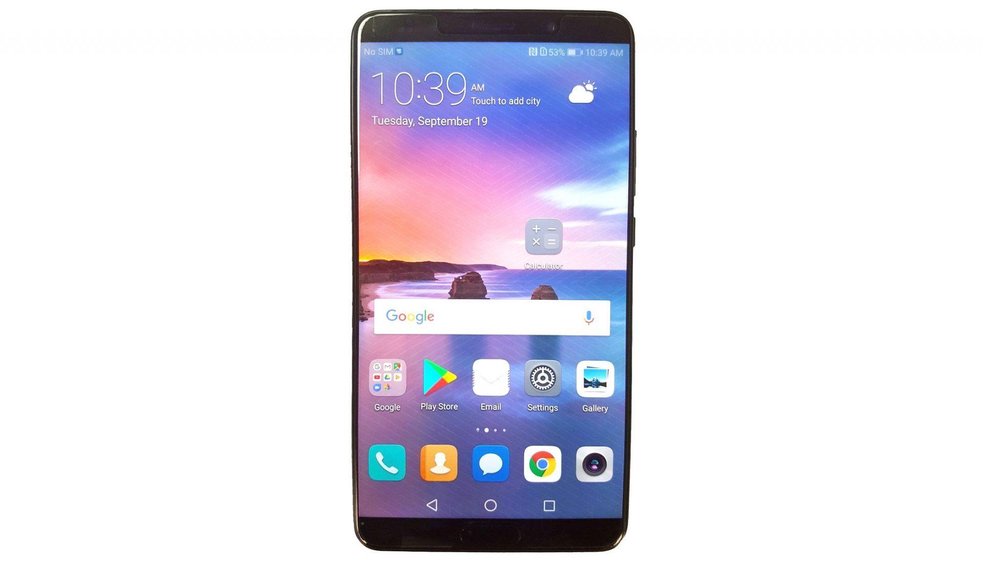 Questo è il vero Huawei Mate 10, parola di Evleaks
