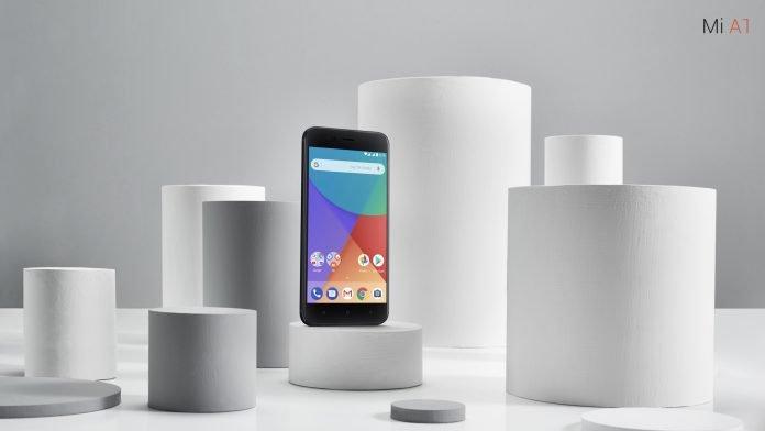 Xiaomi mi a1 android jeden
