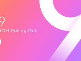 Xiaomi miui 9 globalna beta-rom