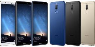 Huawei Mate 10 Lite foto
