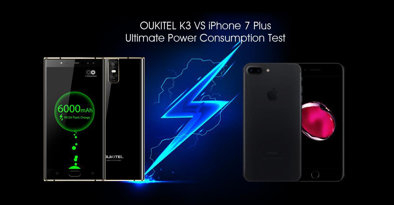 oukitel-k3-iphone-7-plus-desafio