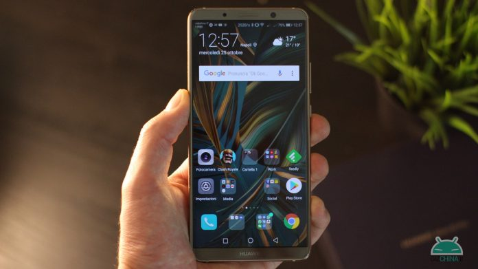 Huawei Mate 10 Pro with Kirin 970 shows us his talent behind