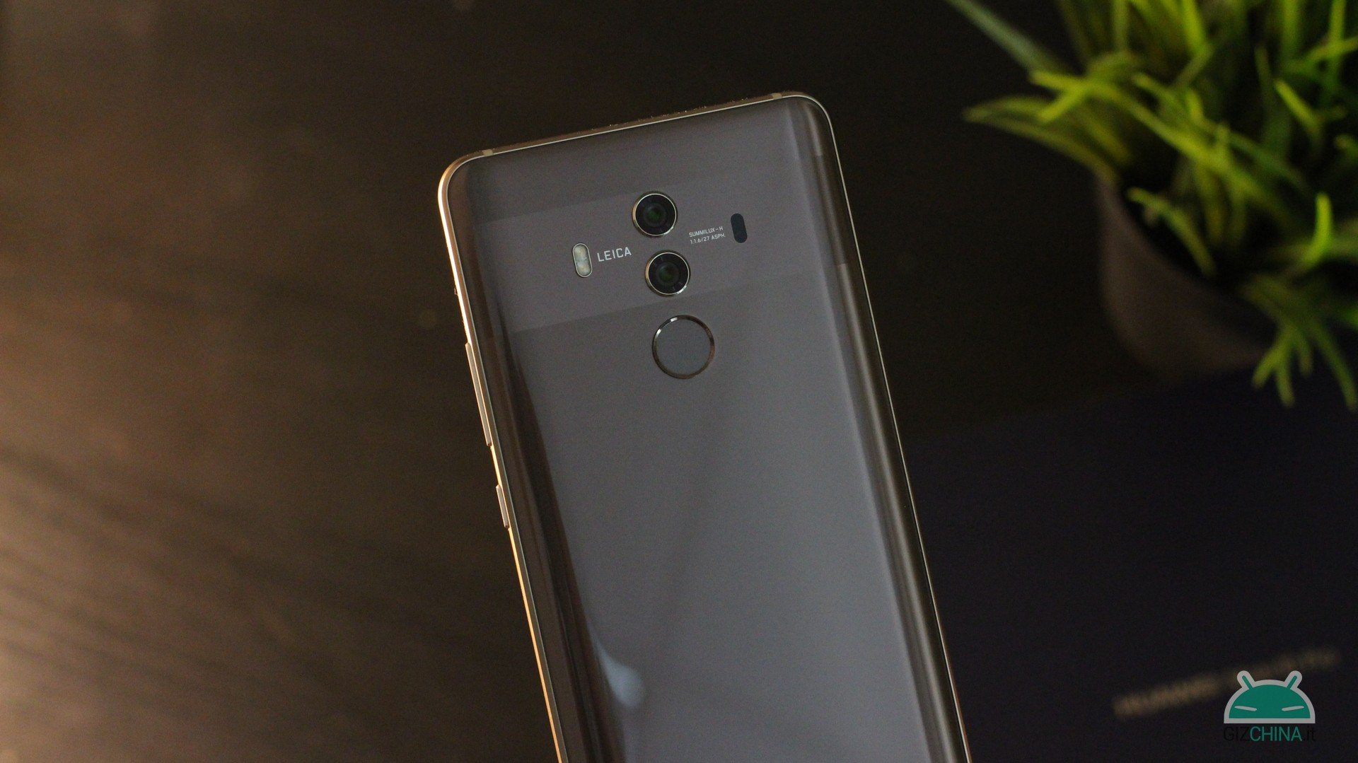 Huawei Mate 10 Pro: TWRP 3 2 1-0 recovery is available