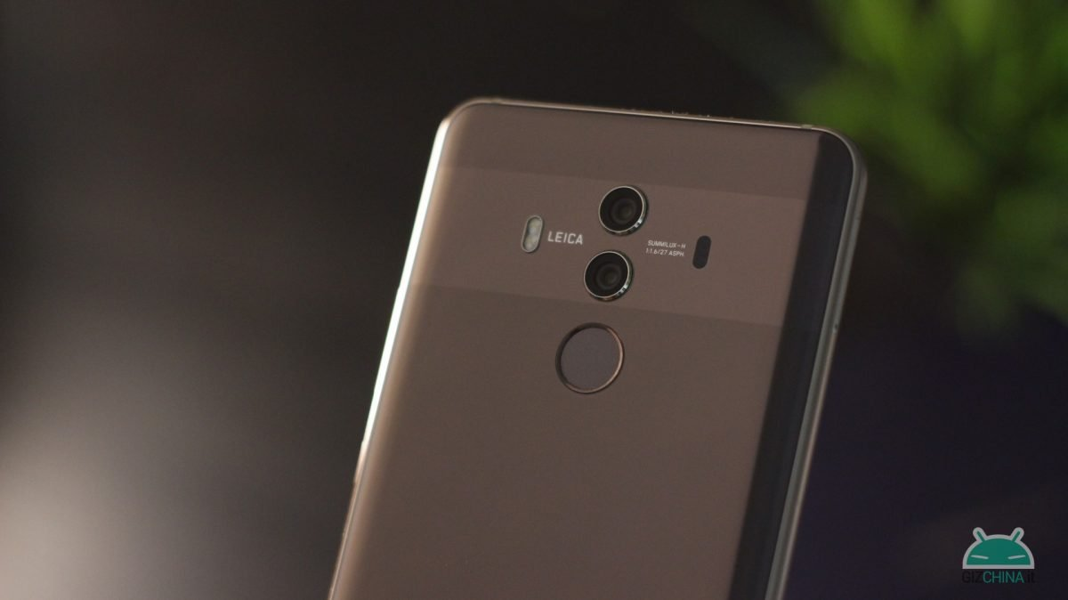 Huawei Mate 10 Pro: Android 9 Pie released in Europe