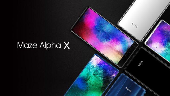 laberinto alfa x