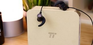 Comente TaoTronics TT-BH07 - Auscultadores Bluetooth para desporto