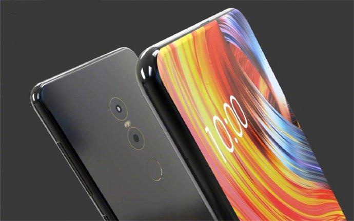 Xiaomi Mi Mix 3 Immaginato In Questo Concept Piuttosto