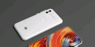 Xiaomi Ich mische 3-Konzept