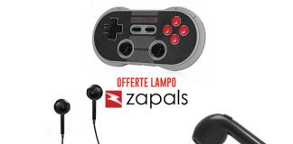 Lampo Zapals ofrece: auriculares bluetooth, joypad inalámbrico y mucho más.