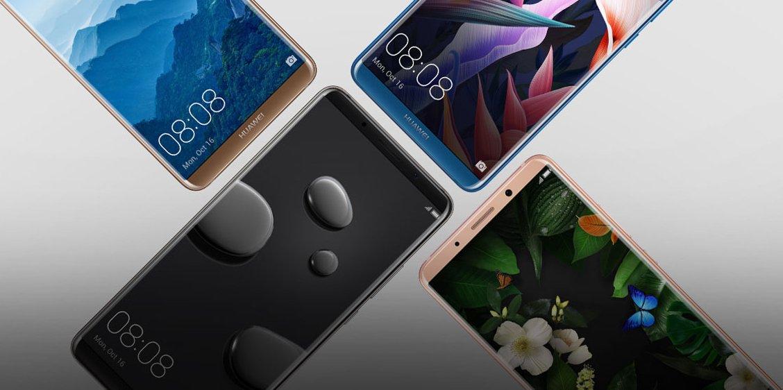 Huawei smartphone flessibile