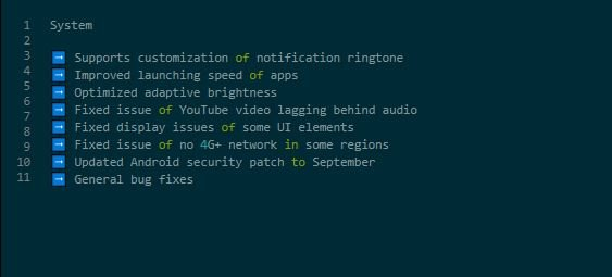 Oxygens OS 4.5.13 OnePlus 5