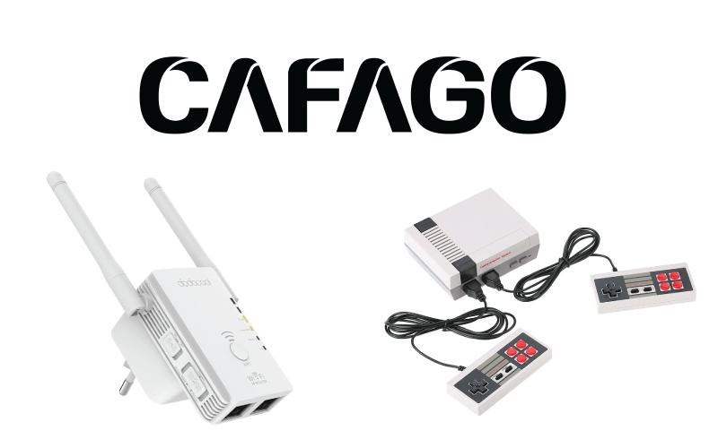 Coupon Cafago: clone Nintendo Classic Mini e dodocool ripetitore wifi!