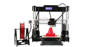 impresora anetX 8 3d