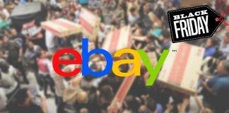 black friday ebay offerte