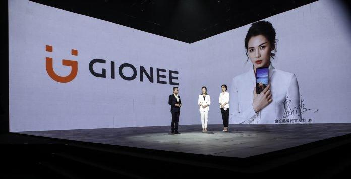 Gionee Global Product Launch Event – Winter 2017_05_Brand Ambassador Liu Tao