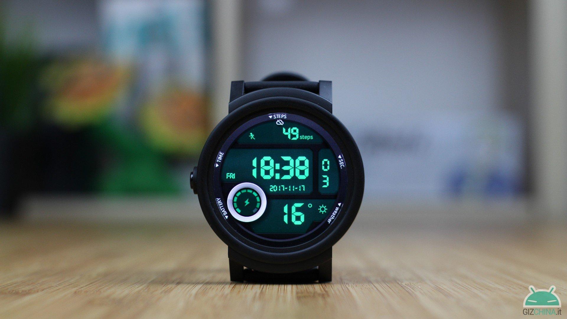 Ticwatch express in super offerta su amazon e store for Amazon sito ufficiale