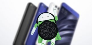 Xiaomi mich 6 Android 8.0 oreo