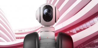 Xiaomi Mi PTZ Kamera für Ninebot 01
