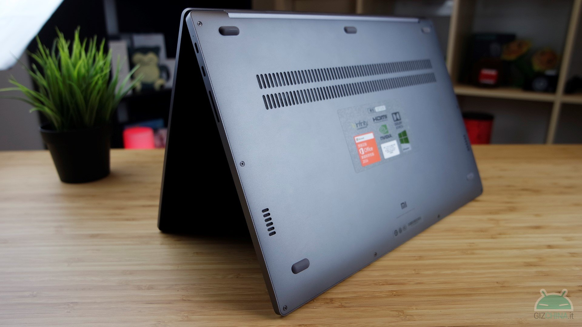 Recensione Xiaomi Mi Notebook Pro 15.6 GizChina.it