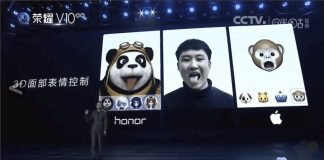 animoji-Huawei-honor