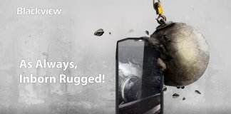 blackview bv9000 pro rugged banner
