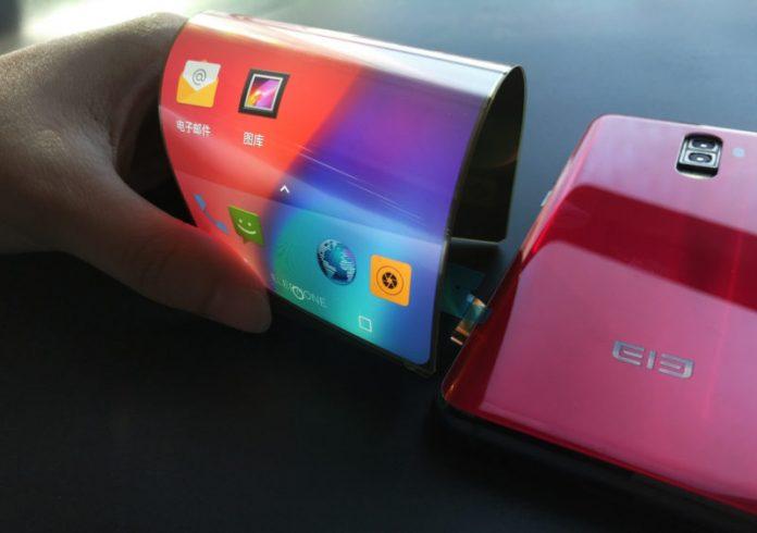 elePhone S9 display flessibile Snapdragon 660