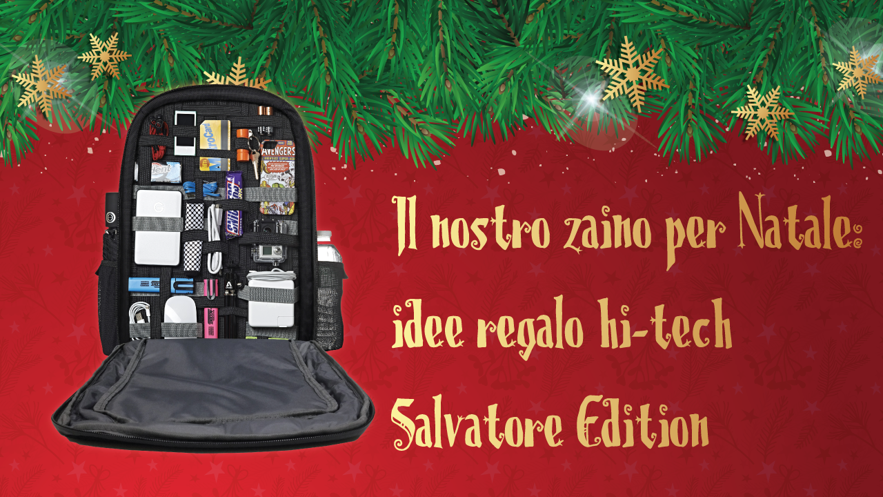 Idee regalo hi tech per natale smartphone console for Regalo mobile tv
