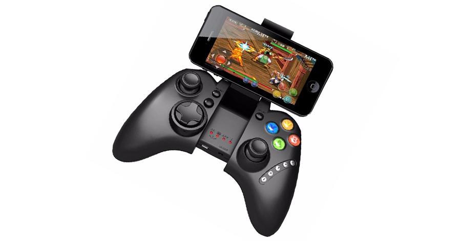 Ipega Bluetooth Gamepad - Mochila Itech