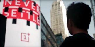 OnePlus 5T presentazione New York
