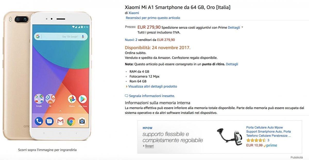 Xiaomi na Itália