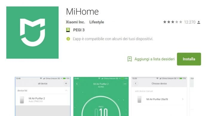 MiHome: Xiaomi's home automation app is completely renewed
