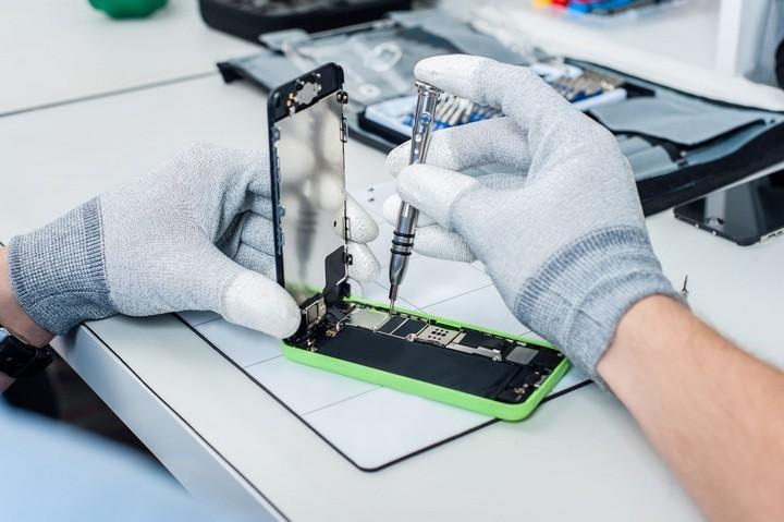 reparación de teléfonos inteligentes