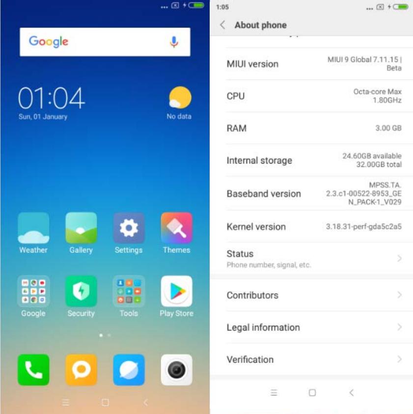 Tante colorazioni per Xiaomi Redmi 5 e 5 Plus