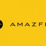 logotipo de amazfit
