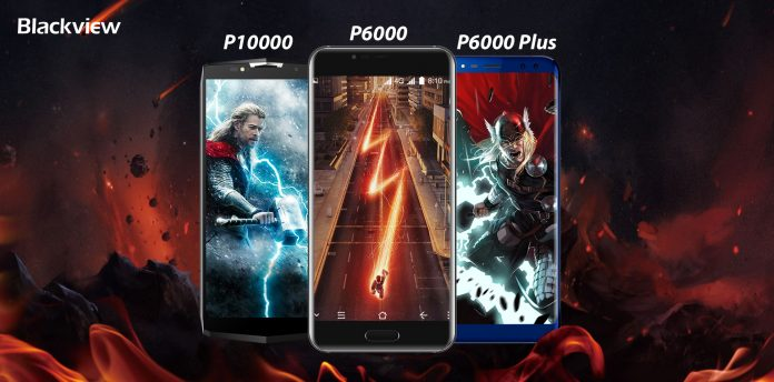 blackview P6000 p6000 plus p10000