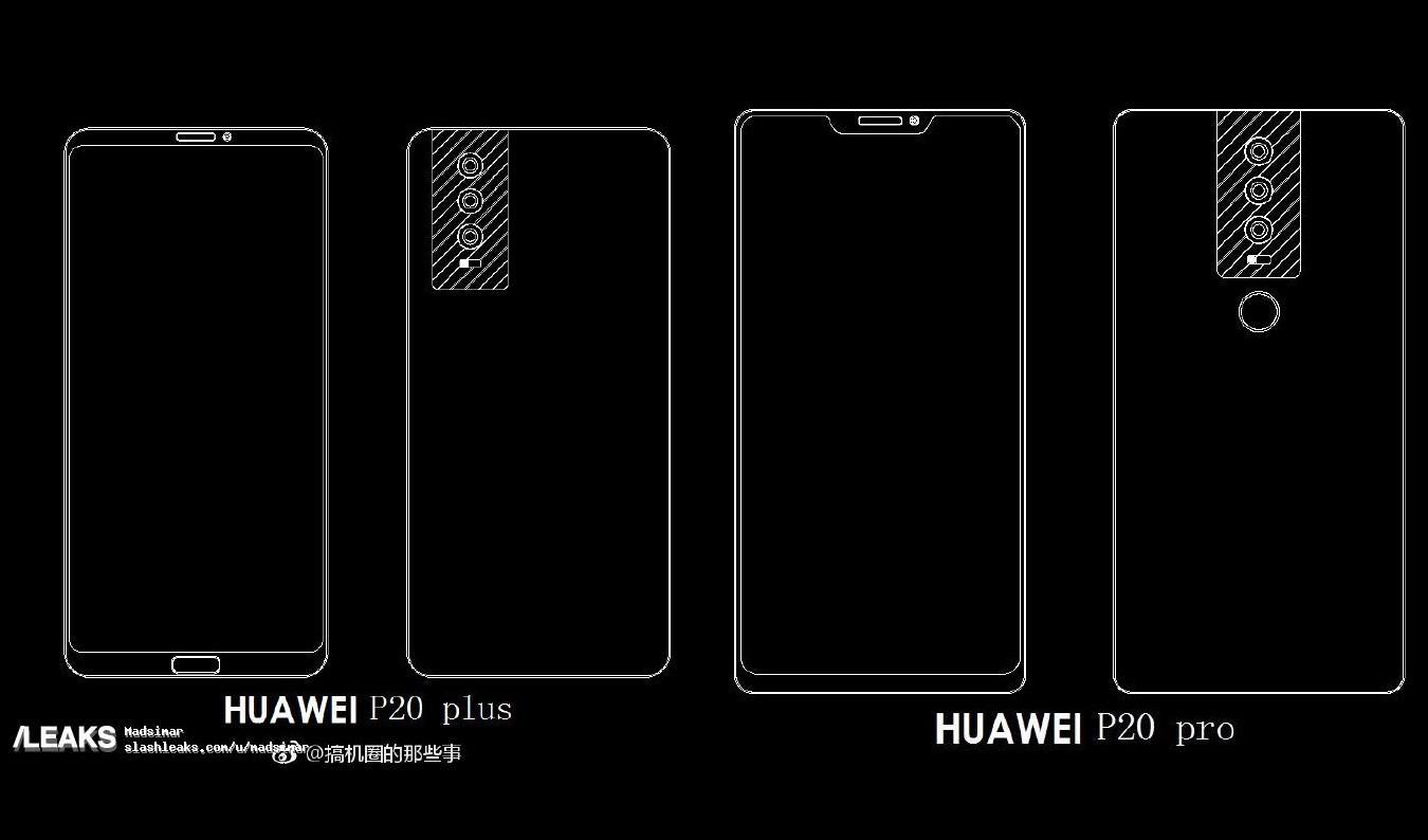 Schemi Elettrici Huawei : Huawei p11 o huawei p20 : ecco gli schemi del nuovo flagship