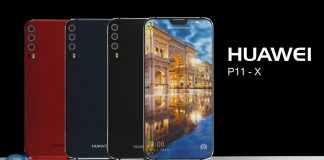 huawei p11 x iphone x