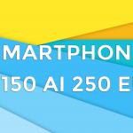 Les meilleurs smartphones 2017 de 150 à 250 euros