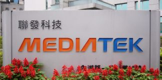 logotipo mediatek