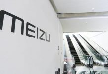 logotipo do meizu