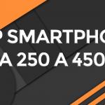 teléfono inteligente superior de 250 a 450 euro