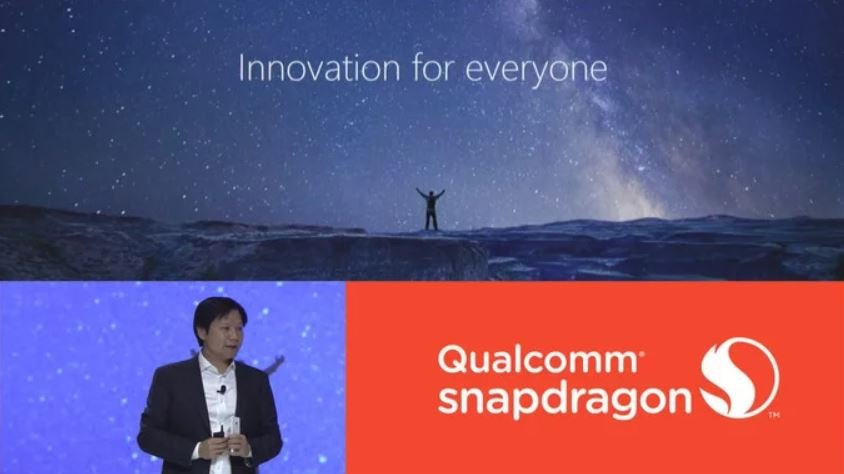 xiaomi mi 7 qualcomm snapdragon 845 lei jun