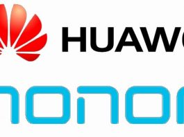logotipo da honra de huawei