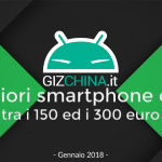 The best Chinese smartphone between the 150 and the 300 euro